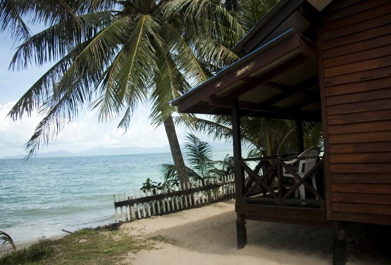 Bang Po beach