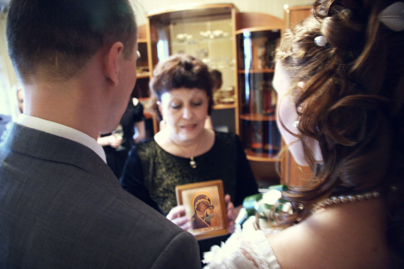 028 1 Russian wedding: tradition and and reality