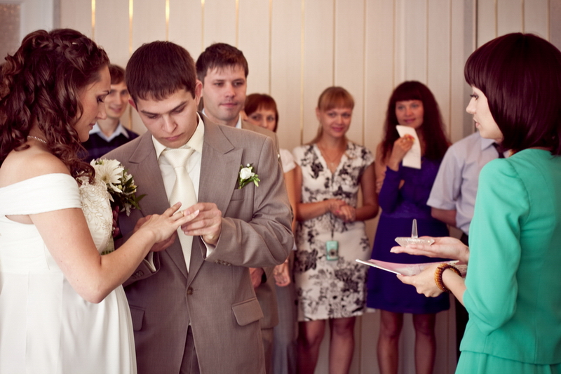 0391 Russian wedding: tradition and and reality