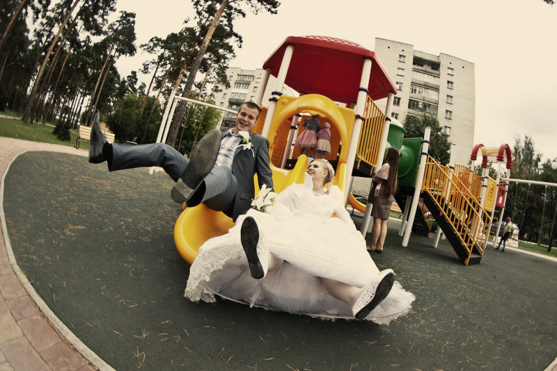 063 Russian wedding: tradition and and reality