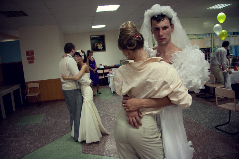 072 Russian wedding: tradition and and reality