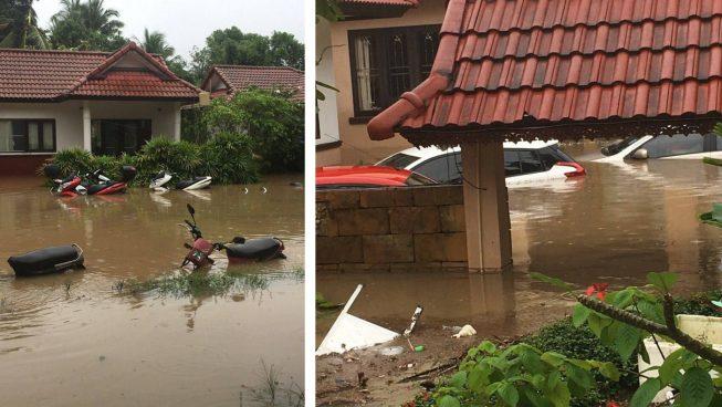 Koh Samui Rain 2017