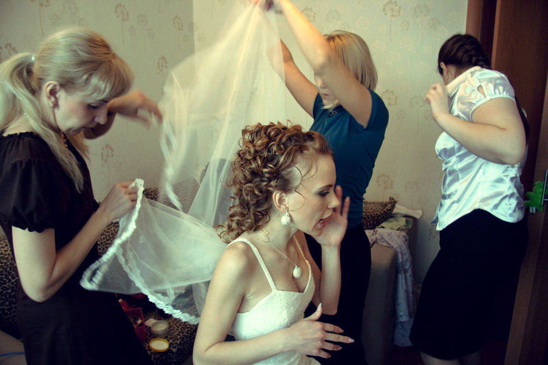 12 3 Russian wedding: tradition and and reality