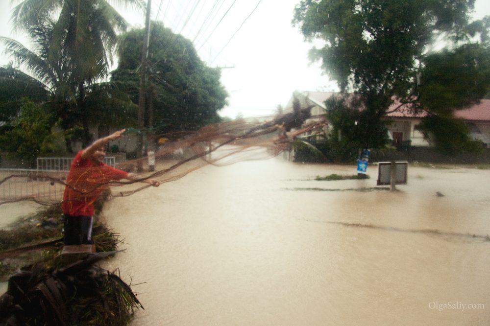 Samui flooding