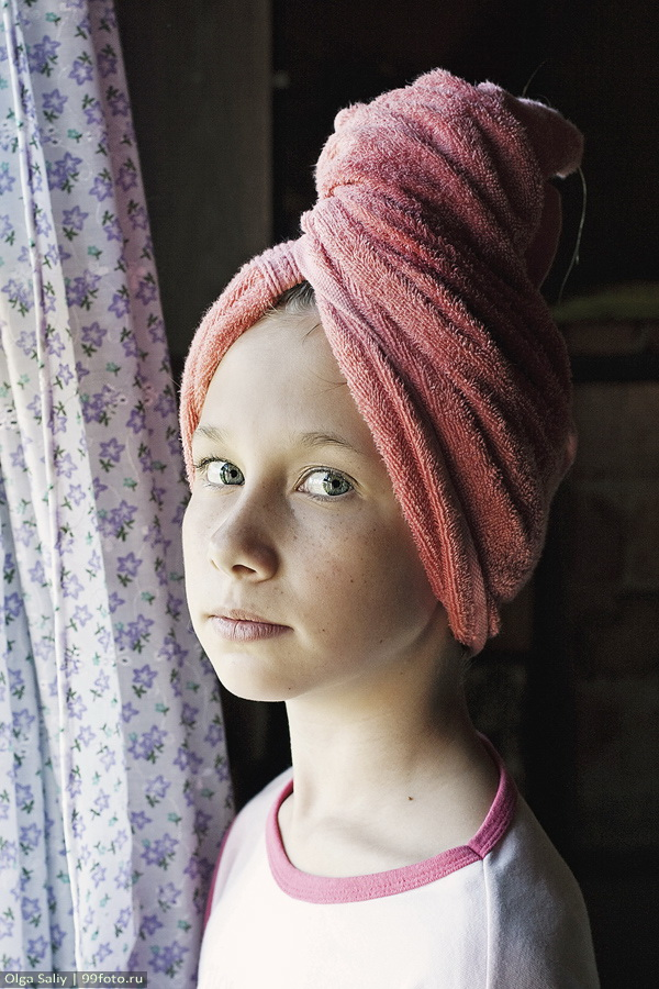 Siberian princess