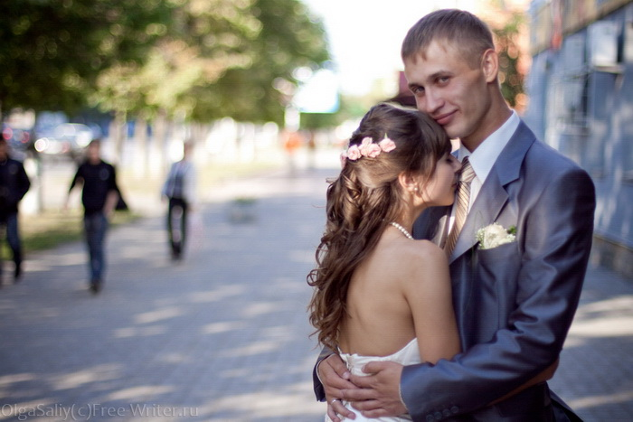 Wedding Elena and Vasily