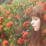 Portrait with Flowers soul