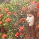 Portrait with Flowers soul