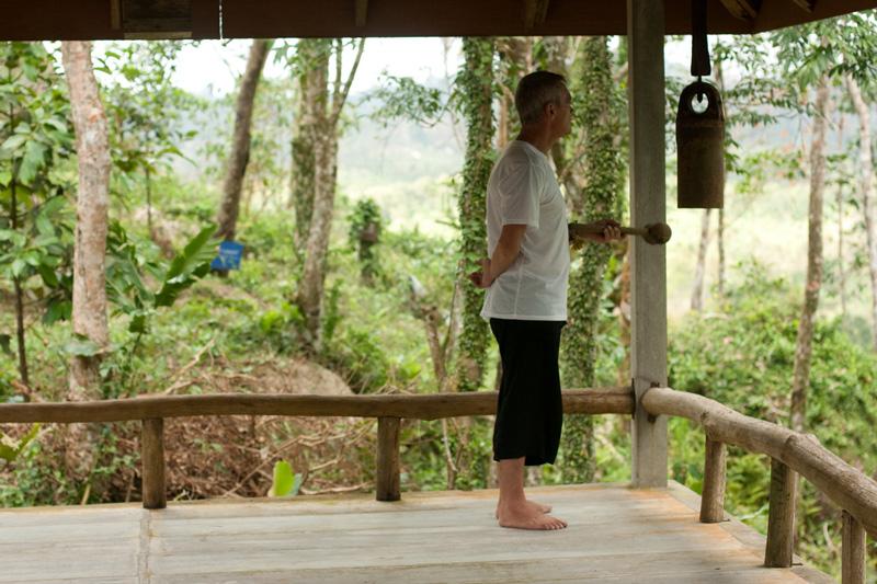 Thailand meditation center Dipabhavan