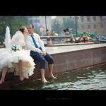 Siberian wedding photo