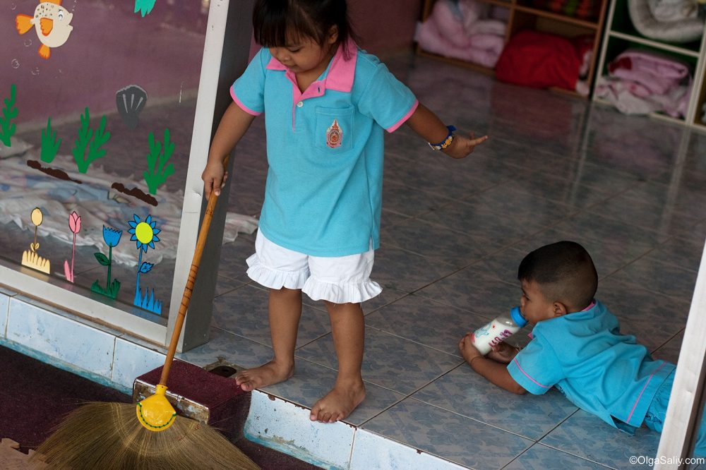 Thai Kinderkarden on Koh Samui (1)