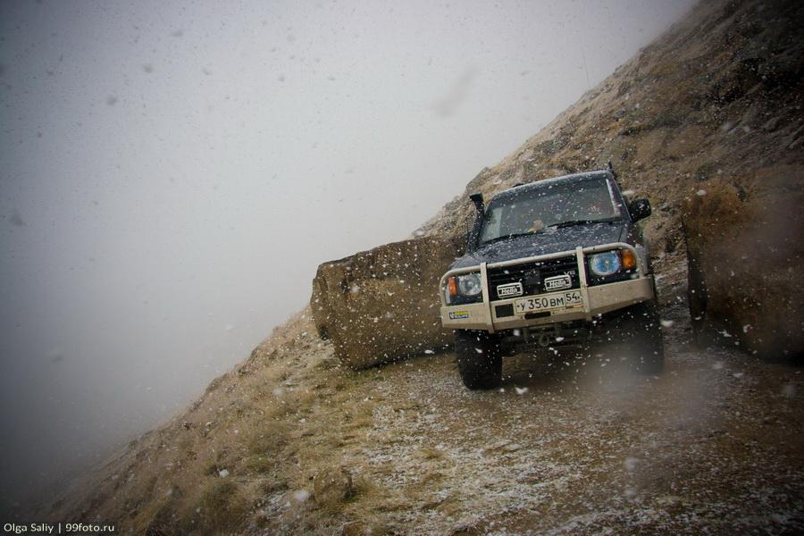 Ukok Plateau, Magic Mountain in Russia