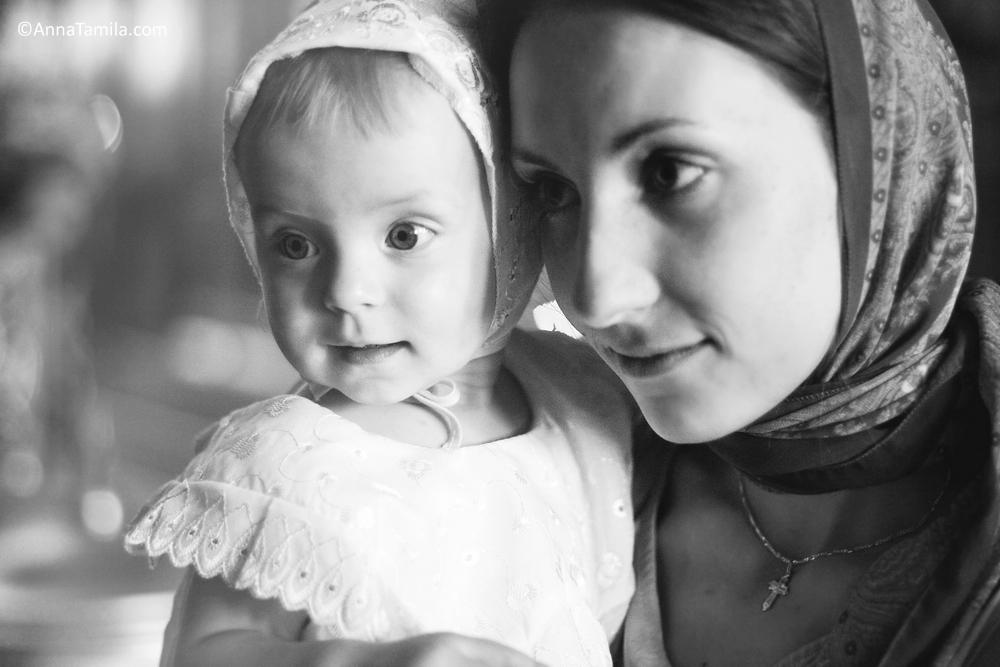 mam and baby