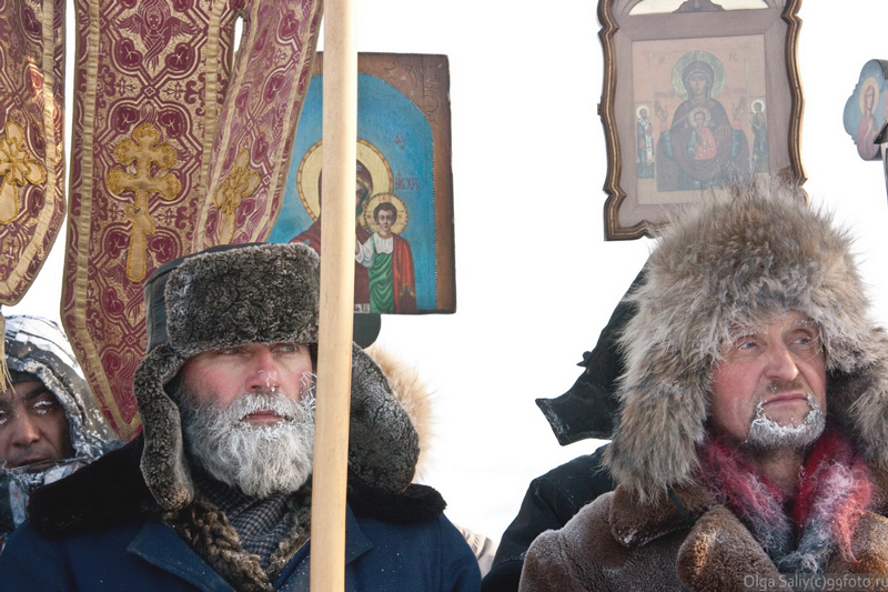 Epiphany in Russian Orthodoxy. Photographer Olga Saliy (25)