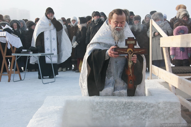 Epiphany in Russian Orthodoxy. Photographer Olga Saliy (23)