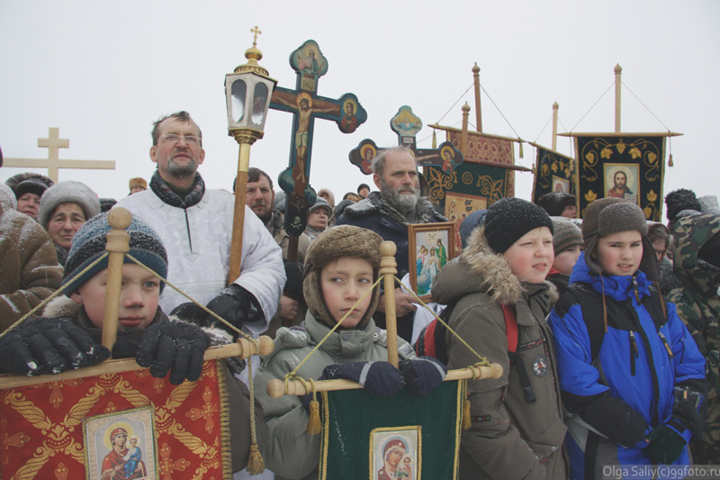 Epiphany in Russian Orthodoxy. Photographer Olga Saliy (22)