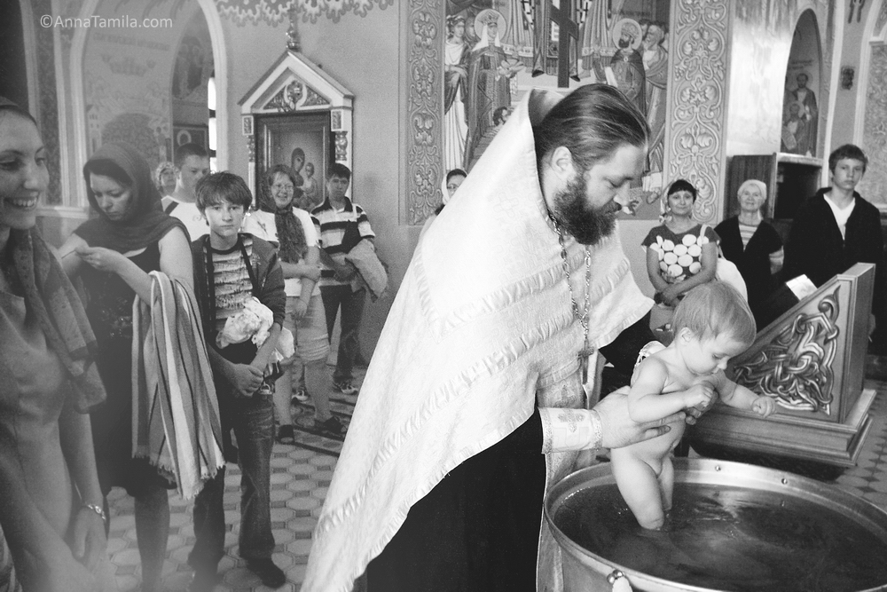 baptism in Alexander Nevsky Cathedral, Novosibirsk (11)