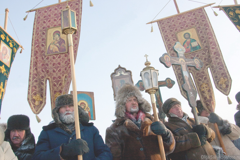 Epiphany in Russian Orthodoxy. Photographer Olga Saliy (18)