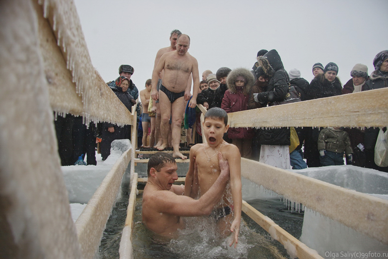 Epiphany in Russian Orthodoxy. Photographer Olga Saliy (9)