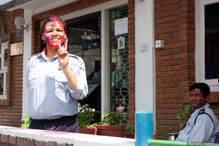 Nepal, Pokhara, Holi Festival, Festival of Colors (29)