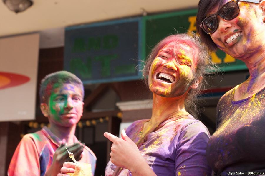 Nepal, Pokhara, Holi Festival, Festival of Colors (28)
