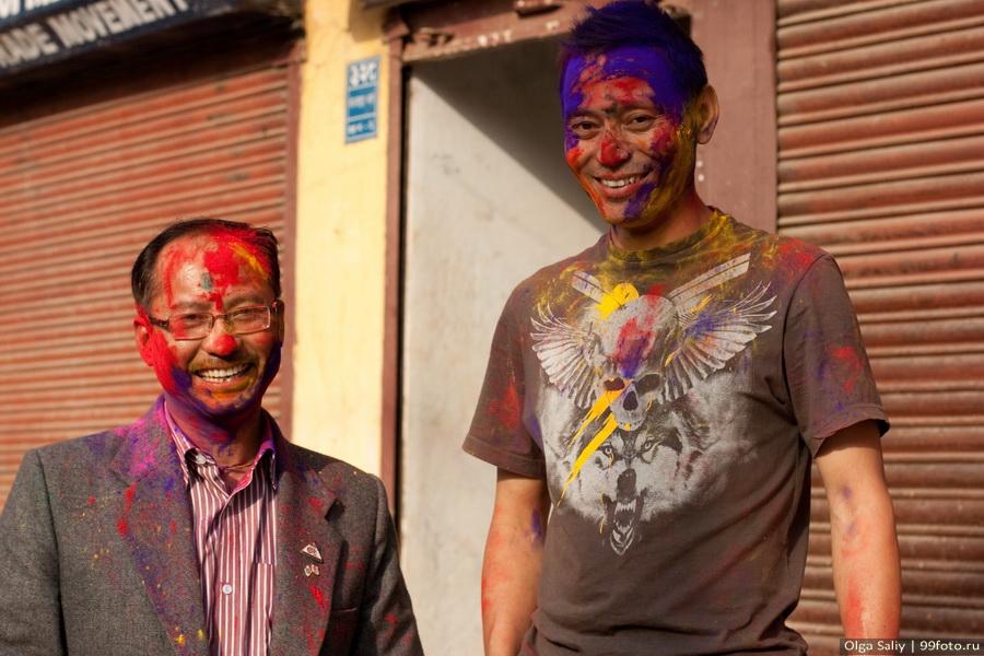 Nepal, Pokhara, Holi Festival, Festival of Colors (15)