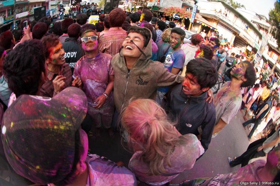 Nepal, Pokhara, Holi Festival, Festival of Colors (10)