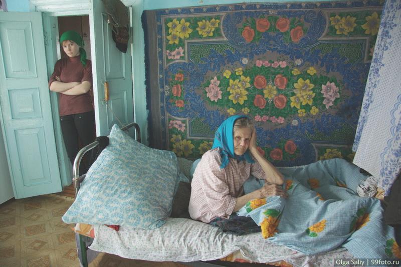 Endla Gyammer, 82 years. Endla have 7 children, 21 grandchildren and 7 grandson.