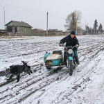 Nikolaevka, Little Estonia in Russia. Photo Story about village life
