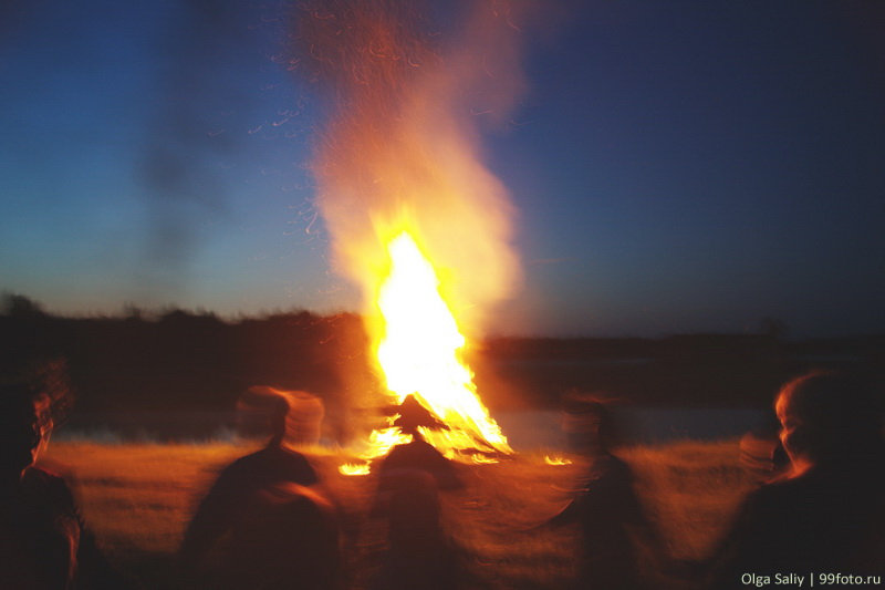 Midsummer Night celebration