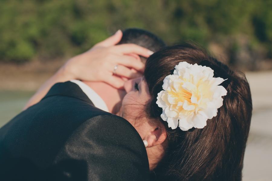 Krabi wedding photo