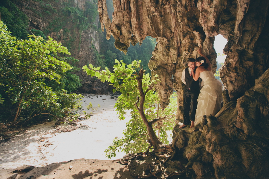 Krabi wedding photo
