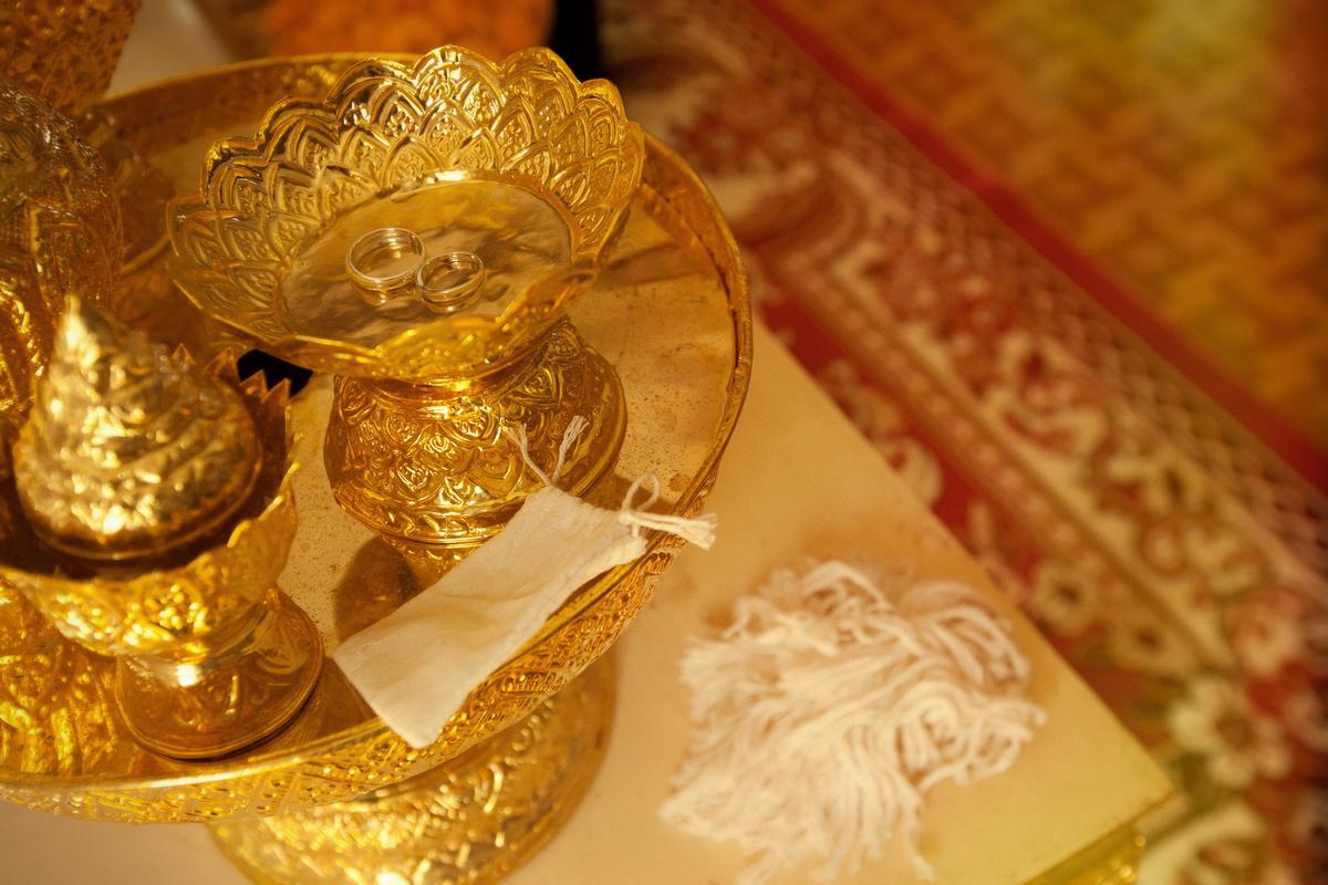 Buddist thai wedding on Koh Chang (15)