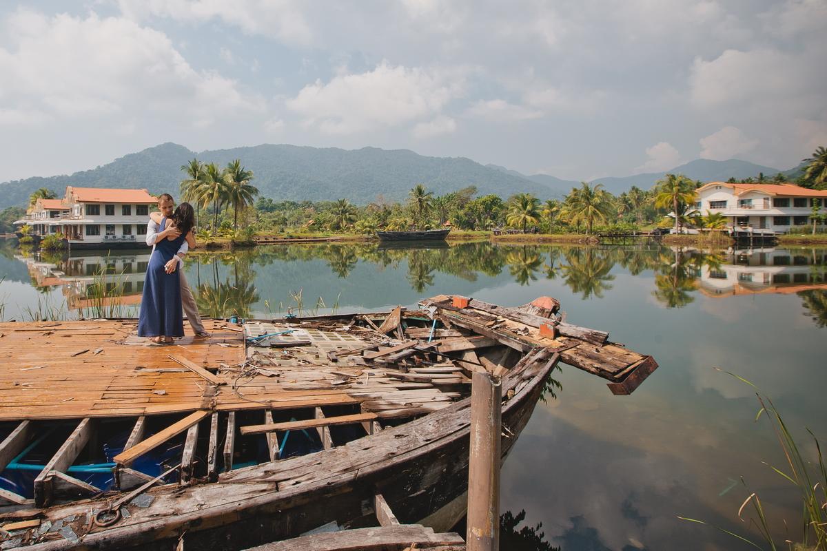 Buddist thai wedding on Koh Chang (33)