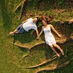 Lawrence & Briony, pre-wedding photoshooting in Bangkok