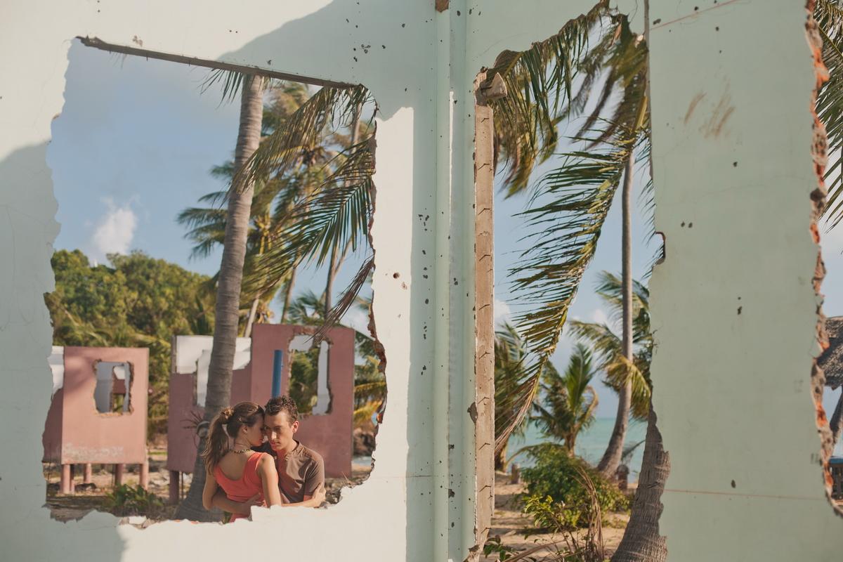 Abandoned Bali photography