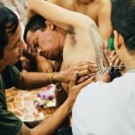 Sak Yant Tattoo Festival Thailand, Bangkok 2013