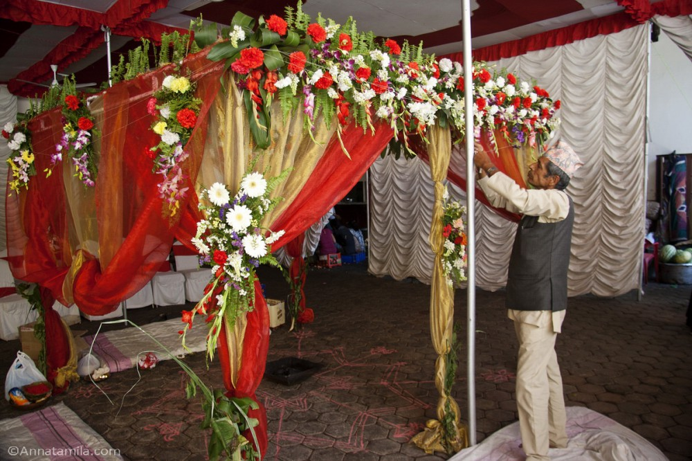 Nepali Wedding Ceremony (71)