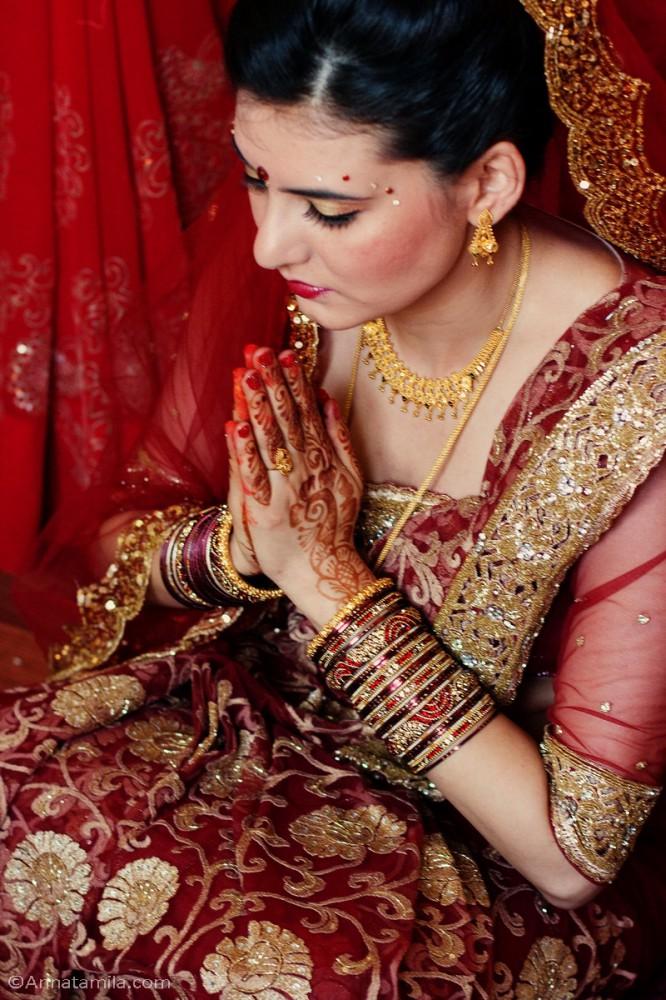 Nepali wedding photostory for Wedding dress nepali culture
