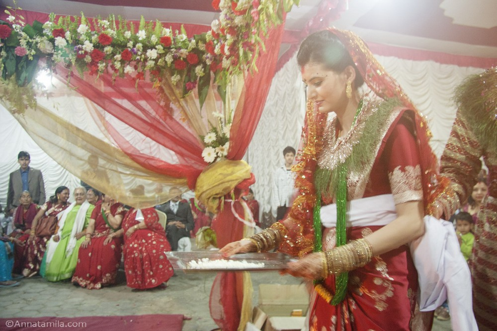 Nepali Wedding Ceremony (41)