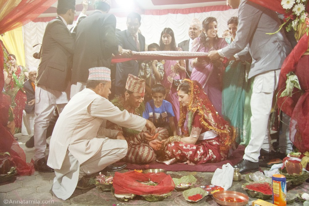 Nepali Wedding Ceremony (38)