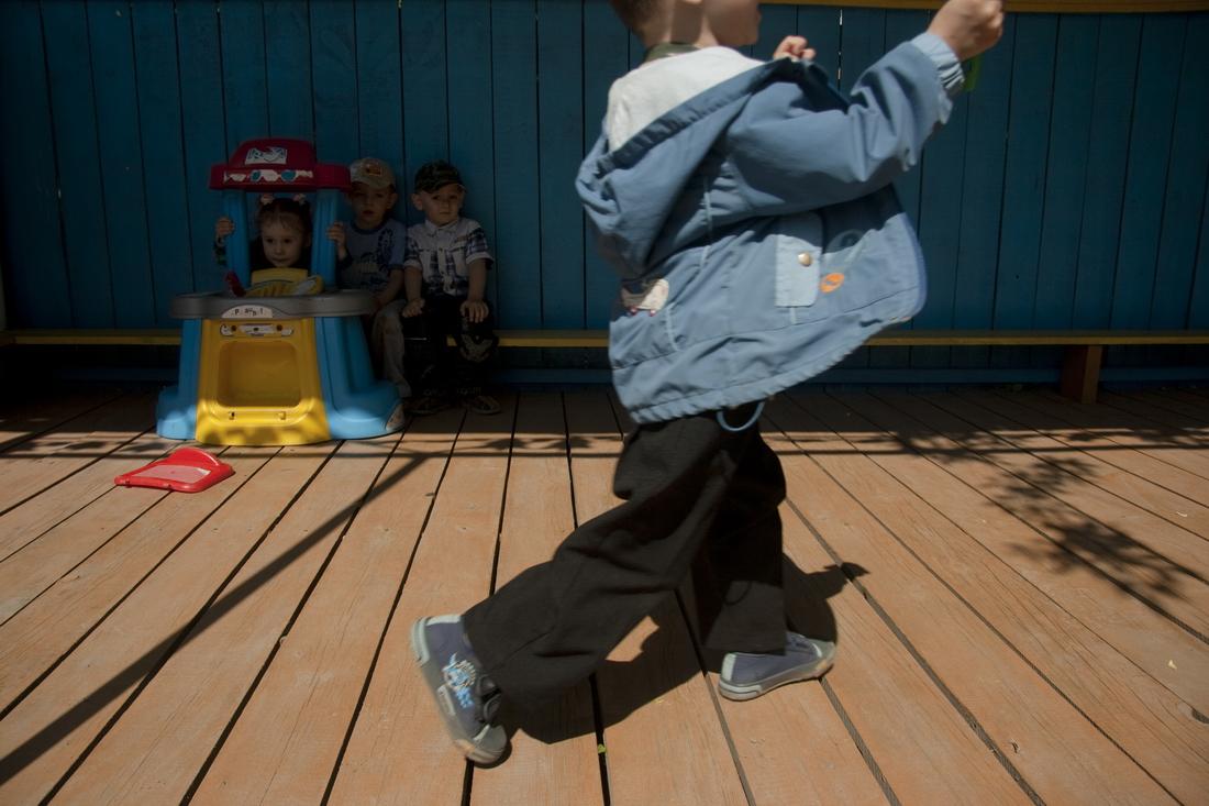 Children in Russian kindergarten (19)