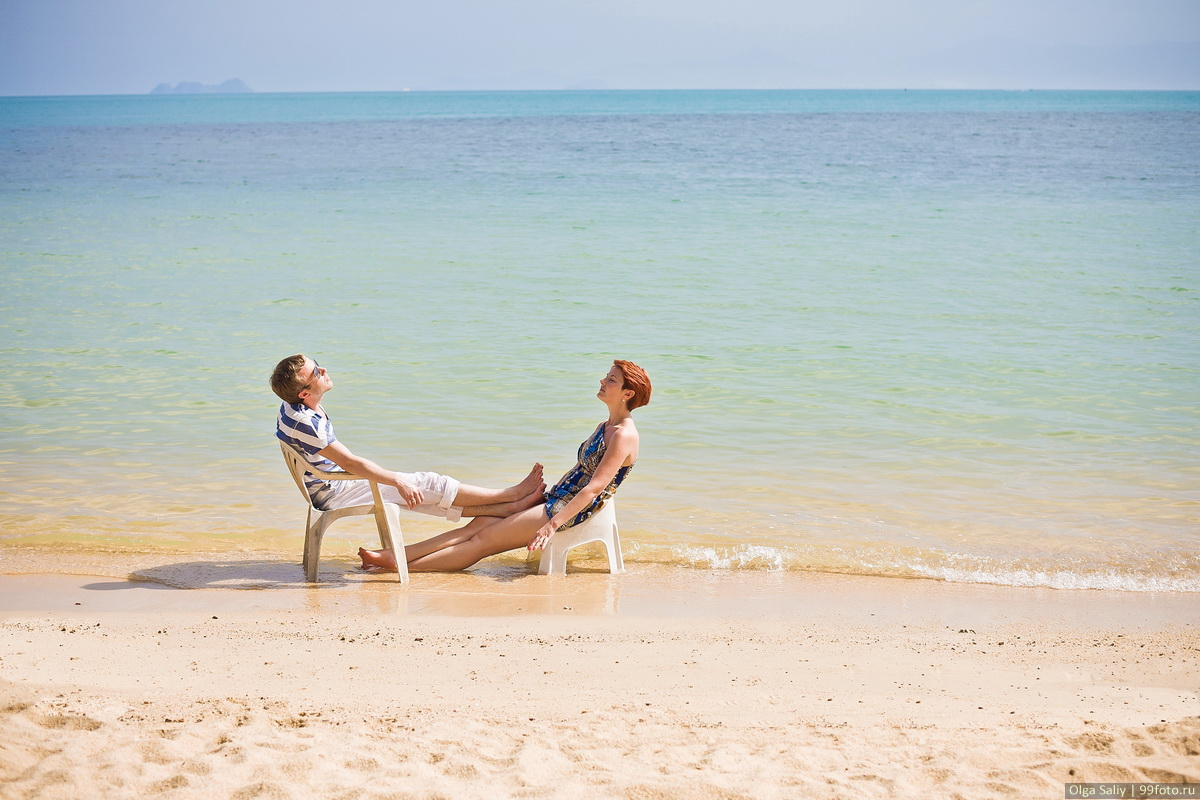 Thailand Love Story by the Sea