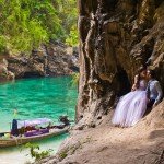 Julia & Romi, wedding on Krabi islands
