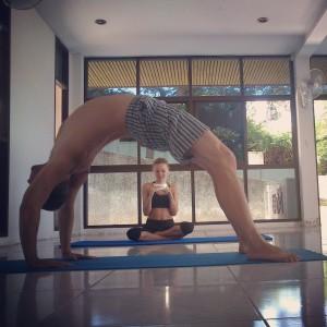 Yoga brige