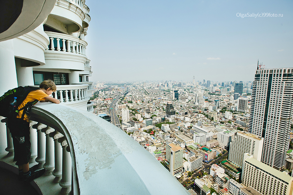 Lebua at State Tower Hotel Bangkok