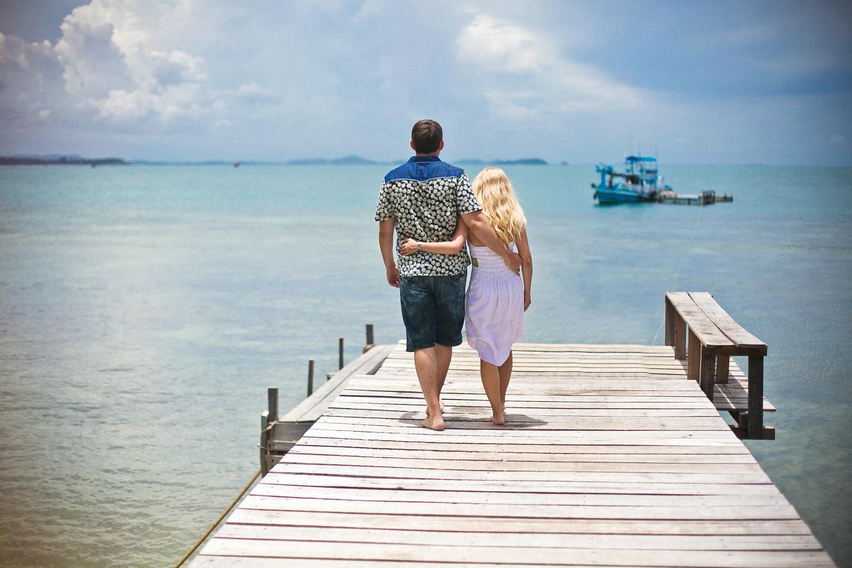 Koh Samet Thailand love story (17)