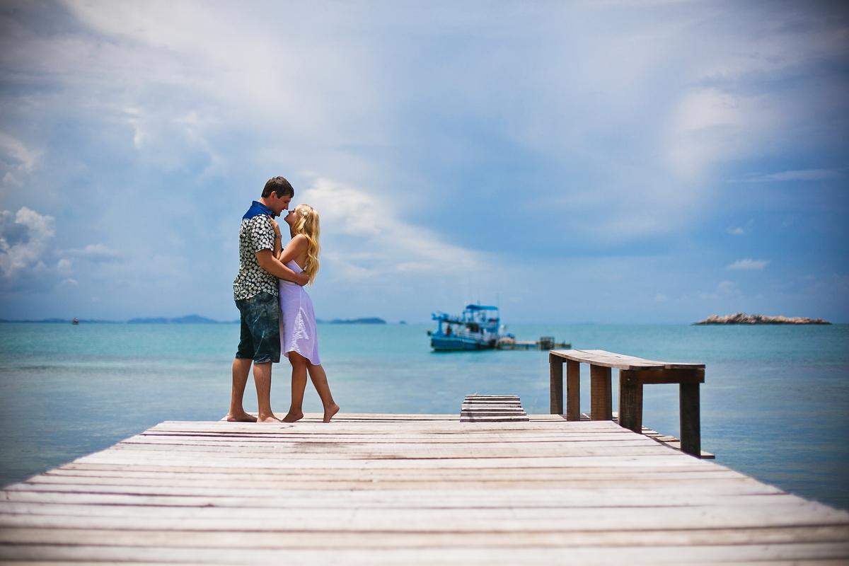 Koh Samet Thailand love story (16)