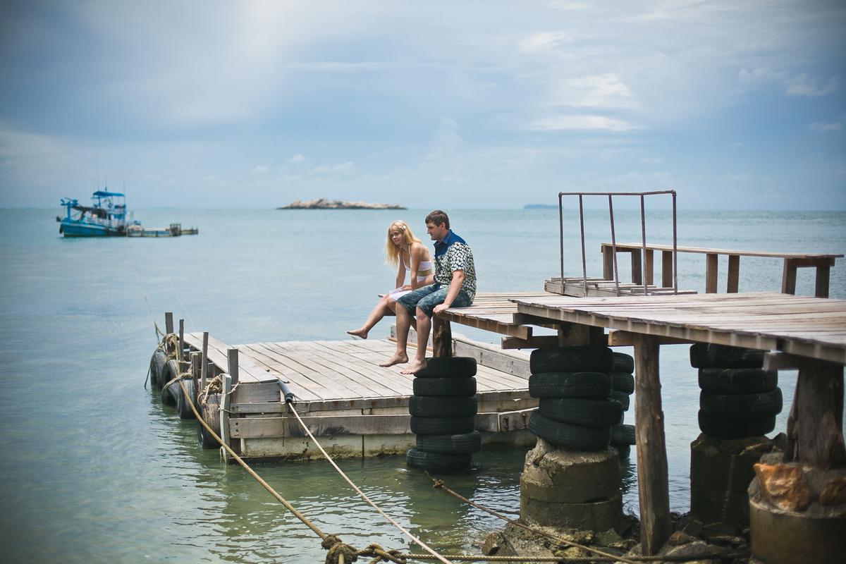 Koh Samet Thailand love story (14)