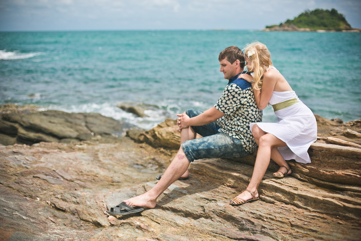 Koh Samet Thailand love story (9)